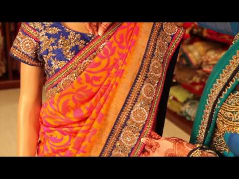 How to dress for south indian marriage reception : indian wedding attire