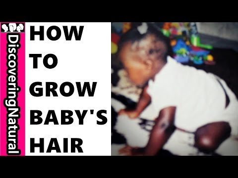 How to grow baby's hair | should i cut my baby's hair | baby hair loss | baby hair care