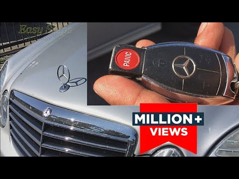 Solved - how to fix mercedes key fob not working | smart keyfob not working