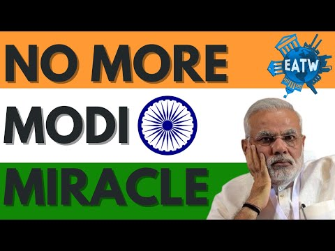 The economy of india - the end of the modi miracle?