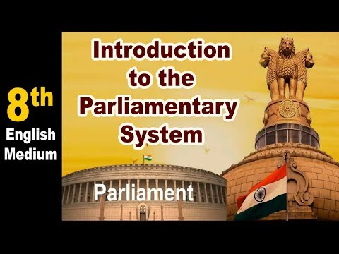 Class 8 |civics | introduction to parliamentary system | parliamentary system of india | home revise